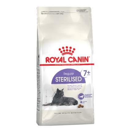 Сухой корм для кошек ROYAL CANIN Regular Sterilised 7+, для пожилых стерилизованных, 3,5кг
