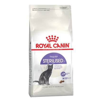 Сухой корм для кошек ROYAL CANIN Sterilised 37, для стерилизованных, 2кг