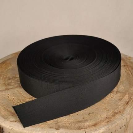 Стропа 50 мм черная