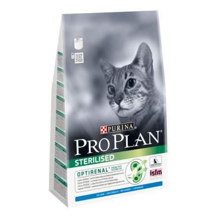 Сухой корм для кошек PRO PLAN Sterilised Adult, для стерилизованных, кролик, 3кг