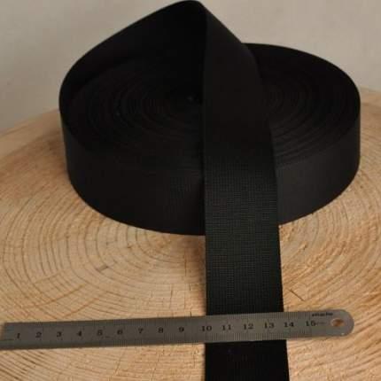 Стропа 38 мм черная