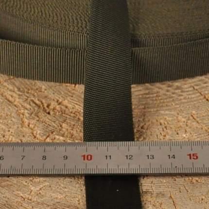 Стропа 25 мм хаки