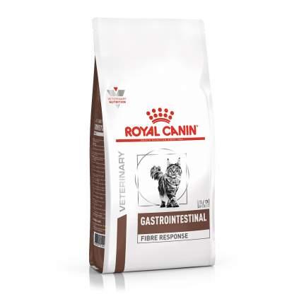 Сухой корм для кошек ROYAL CANIN Fibre Response, при нарушении пищеварения, 2кг