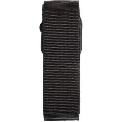 Крепежная стропа 25 мм с трехщелевкой Duraflex 120 см 2 шт. черный