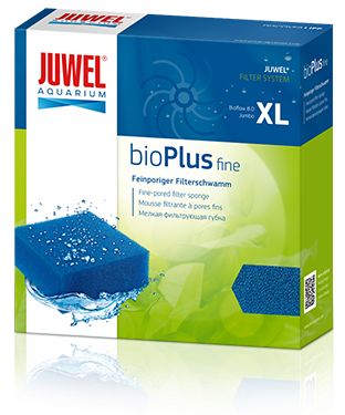 Губка для внутреннего фильтра Juwel Bio Plus Fine XL для Jumbo, поролон, 58 г