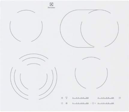 Комплект встраиваемой техники Electrolux EHF 96547 SW + EZB 52410 AK