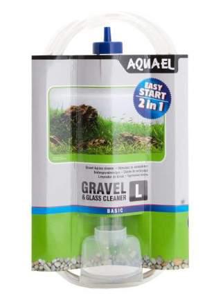 Грунтоочиститель Aquael GRAVEL L прозрачный