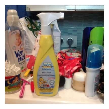 Безопасное средство babyline для уборки 480 мл