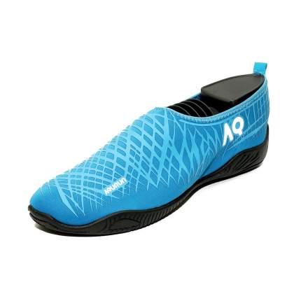 Aqurun тапки Aqua Shoes (37,5, Бирюзовый)