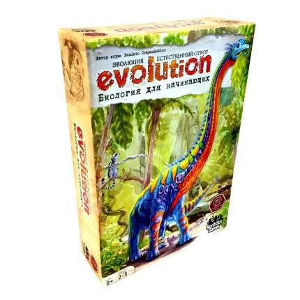Настольная игра Правильные Игры Эволюция Биология для начинающих