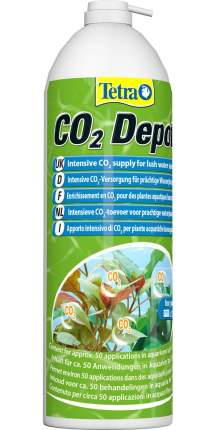 Баллон CO2 Tetra Depot, одноразовый