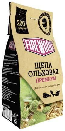 Щепа для копчения ольховая FireWood 110501 0,2 кг