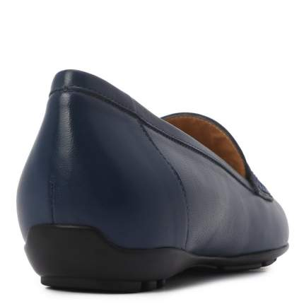 Мокасины женские Giovanni Fabiani G566_2 темно-синие 37 EU