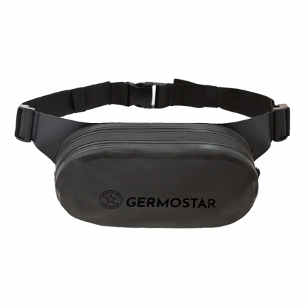 Спортивная сумка Гермостар  черная