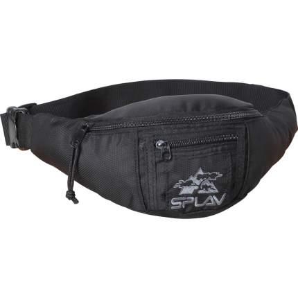 Спортивная сумка Сплав Varan черная