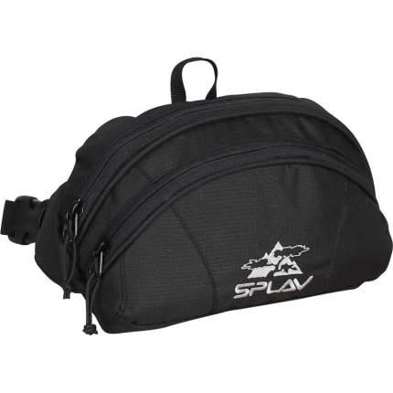 Спортивная сумка Сплав Ursus черная