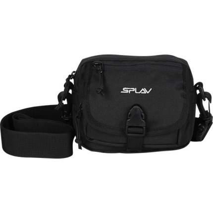 Спортивная сумка Сплав Citified черная