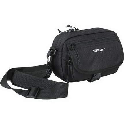 Спортивная сумка Сплав Citified 2 черная