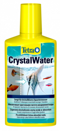 Кондиционер для очистки воды Tetra CrystalWater, 100мл