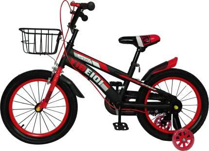 Детский велосипед Yibeigi Z-14 красный