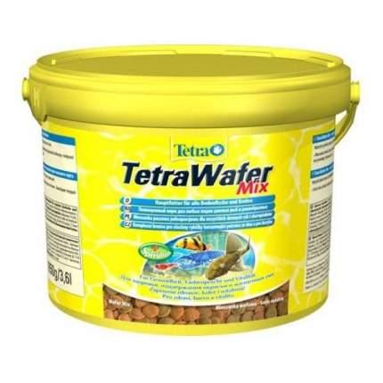 Корм для донных рыб Tetra Wafer Mix, чипсы, 3,6 л