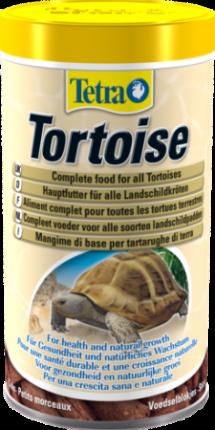 Корм для рептилий Tetra FaunaTortoise для сухопутных черепах, 500мл