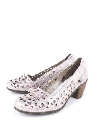 Туфли женские Rieker 40965-90 белые 38 RU