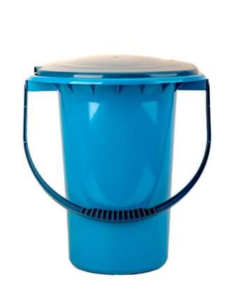 Ведро-туалет Альтернатива М1316 голубой 18 л