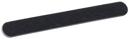 Пилка для натуральных ногтей Zinger, 180/240, Черный
