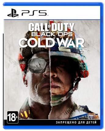 Игра Call of Duty: Black Ops Cold War для PlayStation 5