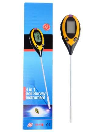 Цифровой измеритель кислотности, влажности, освещенности, температуры почвы 4 в 1 KC-300