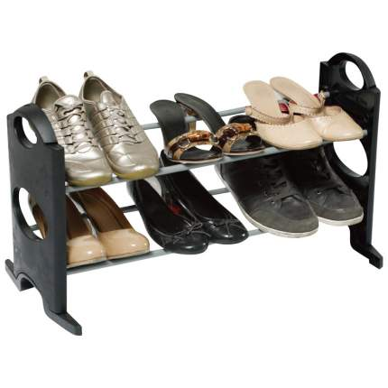 Полка для обуви, два яруса, СТОК 008587