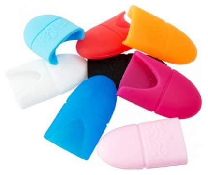 Колпачки силиконовые Irisk Для снятия искусственных покрытий, 10 шт.