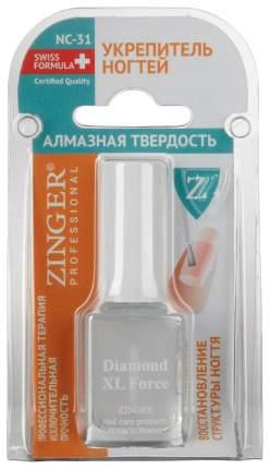 Лак для ногтей ZINGER NC-31 Алмазная твердость Прозрачный 12 мл