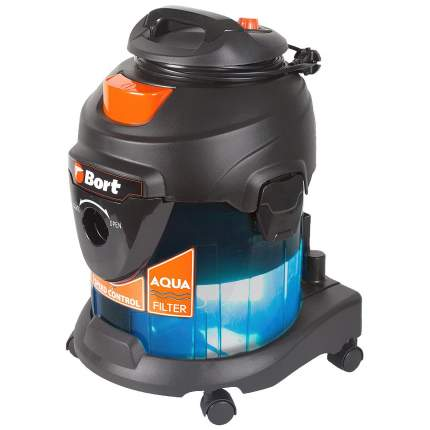 Строительный пылесос Bort BSS-1415-Aqua