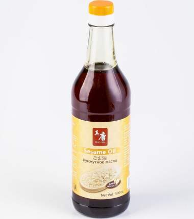 Кунжутное масло Real Tang 0.5 л