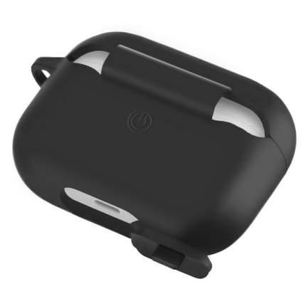 Чехол HANG Silicone Case для AirPods Pro Black