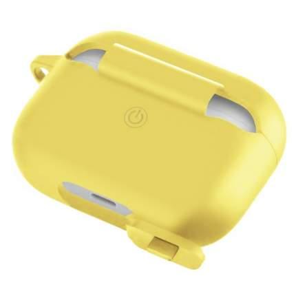 Чехол HANG Silicone Case для AirPods Pro Yellow