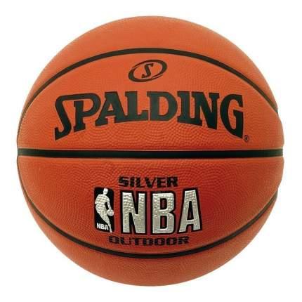 Баскетбольный мяч NBA Silver Series, размер 7 (83-016Z)