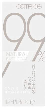 База CATRICE 99% Natural Base Coat 10,5 мл