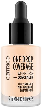 Консилер CATRICE Concealer One Drop Coverage Weightless 002 True Ivory 7 мл