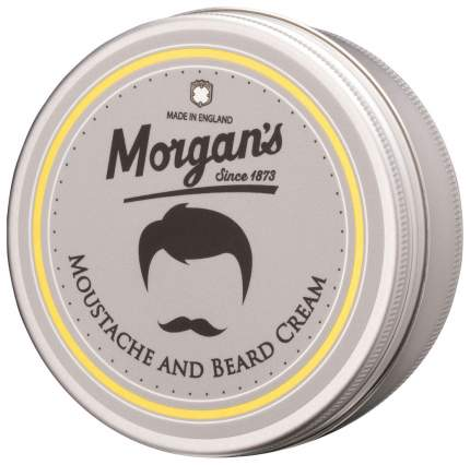 Крем для бороды и усов Morgan's Pomade Moustache & Beard Cream, 75 мл
