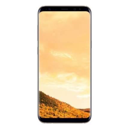 Смартфон Samsung Galaxy S8+ 64Gb Yellow Topaz (SM-G955FD)