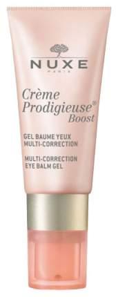 Гель для кожи вокруг глаз Nuxe Creme Prodigieuse Boost Мультикорректирующий, 15 мл