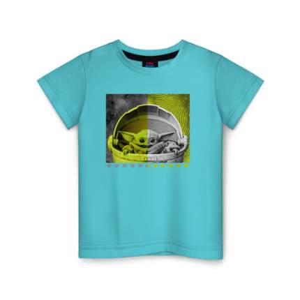 Детская футболка ВсеМайки Child Yoda, размер 170