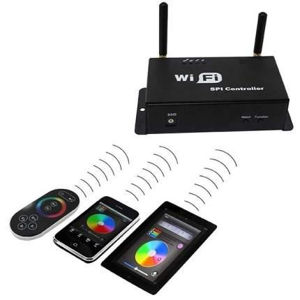 Контроллер WiFi 100 12V/24V max 4Ax3CH 36W Lightstar 410984