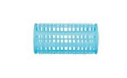 Бигуди пластиковые Dewal Beauty голубые d 38 мм x 76 мм (10 шт) DBPP38