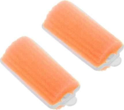 Бигуди поролоновые Dewal Beauty оранжевые d 32 мм x 70 мм (10 шт) DBP32