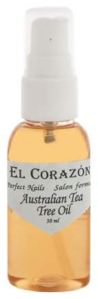 Масло для ногтей EL Corazon Perfect Nails Australian Tea Tree Oil 425 30 мл