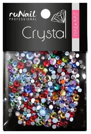 Набор страз RuNail Crystal mix 1